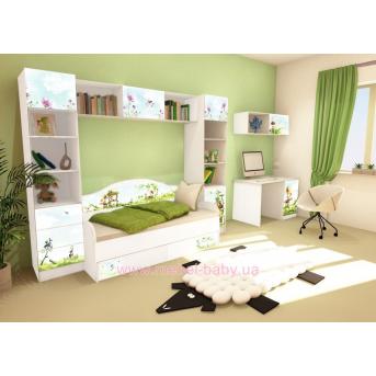 Детская комната MebelKon Нежность