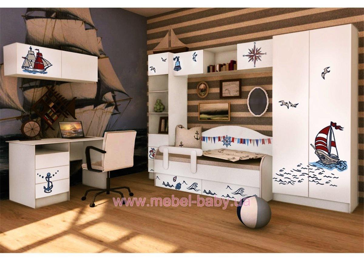 Детская комната MebelKon Корабль