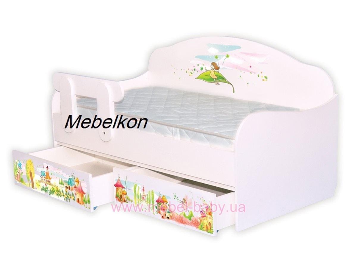 Кроватка диванчик Сказка 160x80
