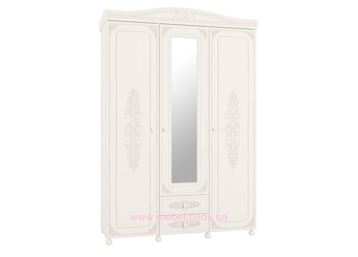 АС-27 шкаф 3-х дверный без зеркалом