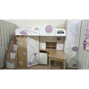 Детская комната Cats