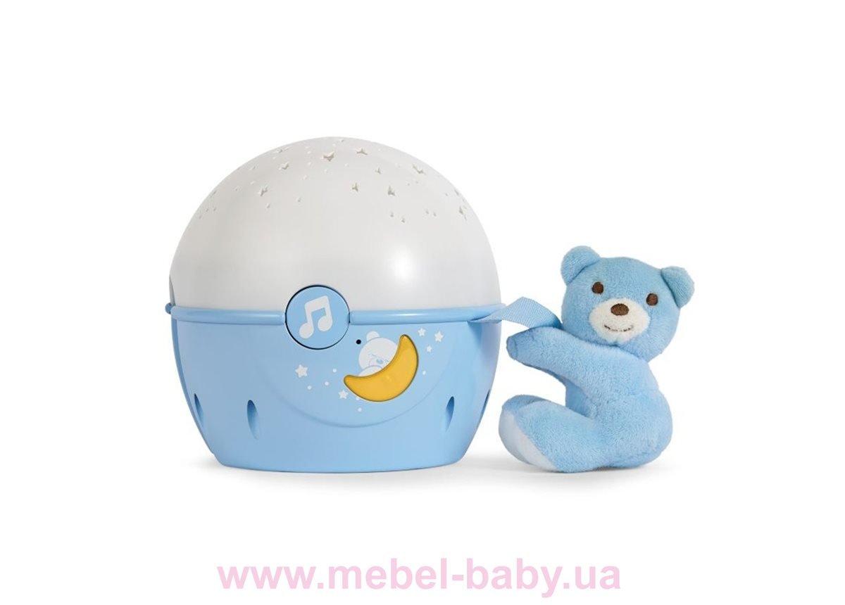 "Игрушка-проектор ""Next 2 Stars"" Chicco Голубой"