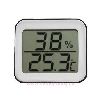 Цифровой гигрометр-термометр Стеклоприбор Т-11