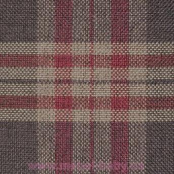 Ткань жаккард Шотландия Dk Grey