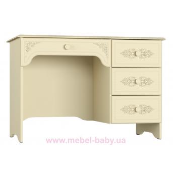 Стол письменный правый Ассоль Premium АС-06 Санти Мебель