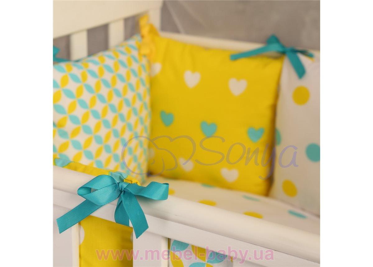 Сменный комплект постельно белья Бейби дизайн № 3 Весна