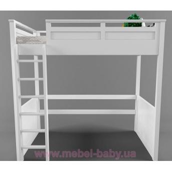 Двухъярусная кровать-чердак Лофт Justwood