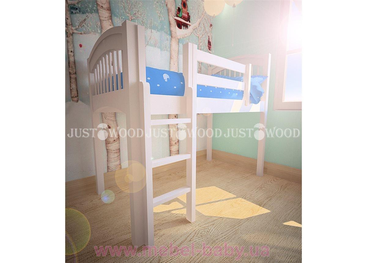 Кровать детская Снежок 80x160