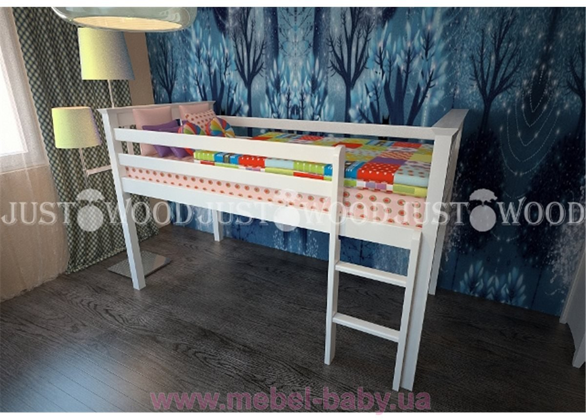 Кровать детская Теремок 80x160