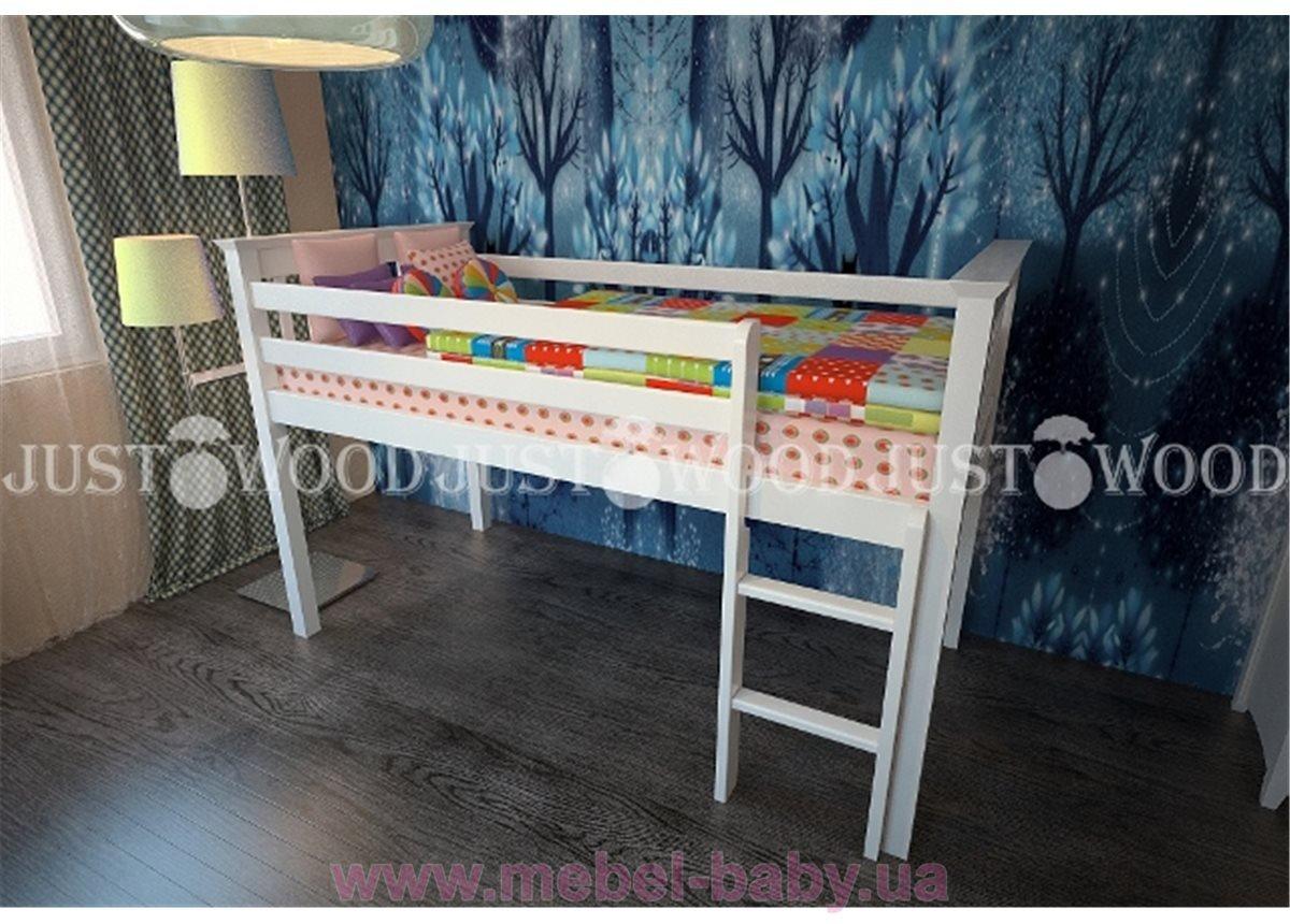 Кровать детская Теремок 90x190