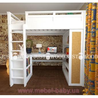 Кровать детская двухъярусная Лофт 2