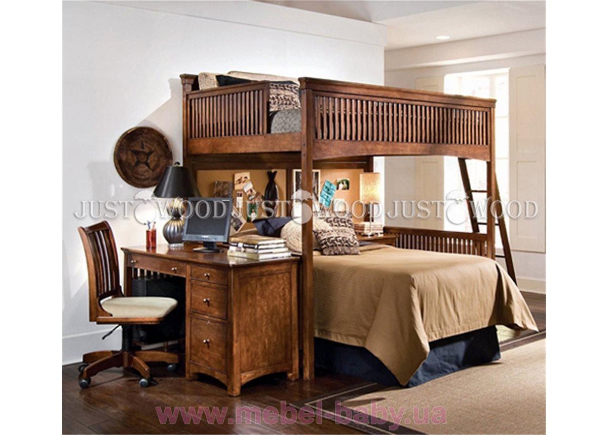 Кровать детская двухъярусная Хоттабыч