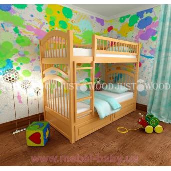 Кровать детская двухъярусная Артемон