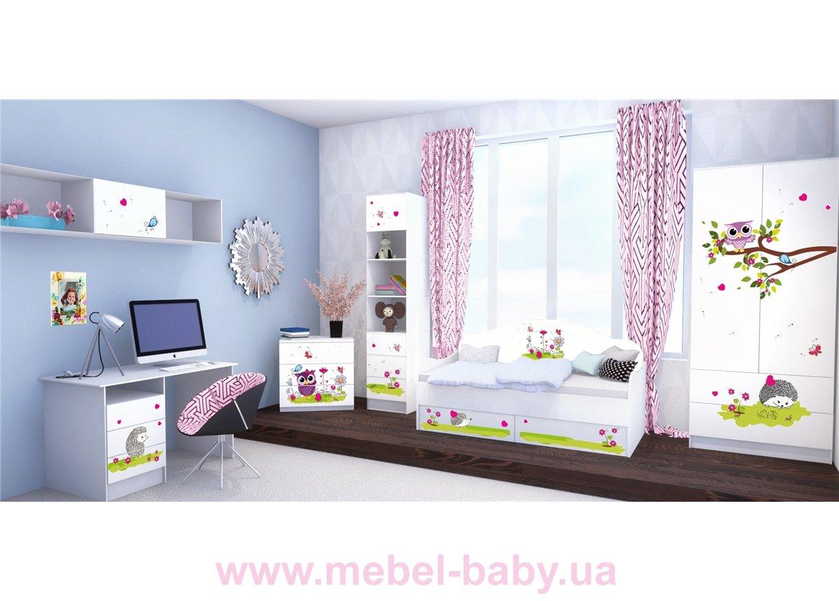Детская комната Совушки