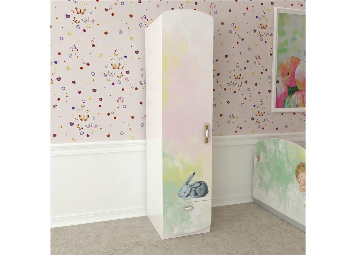 Шкаф на 1 дверь Стерх Изображения Евгении Гапчинской