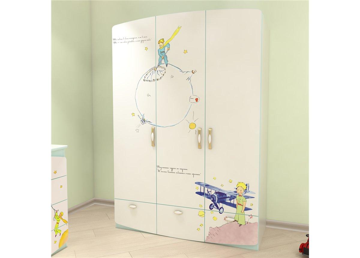 Шкаф на 3 двери Стерх Стандартные изображения