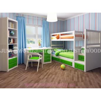 Детская комната Шериф+ Justwood