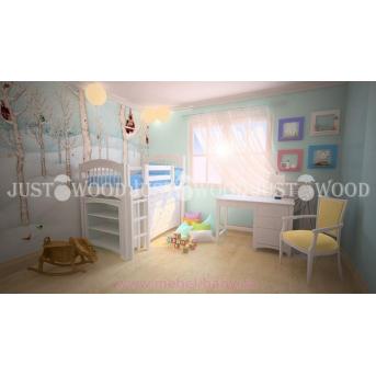 Детская комната Снежок