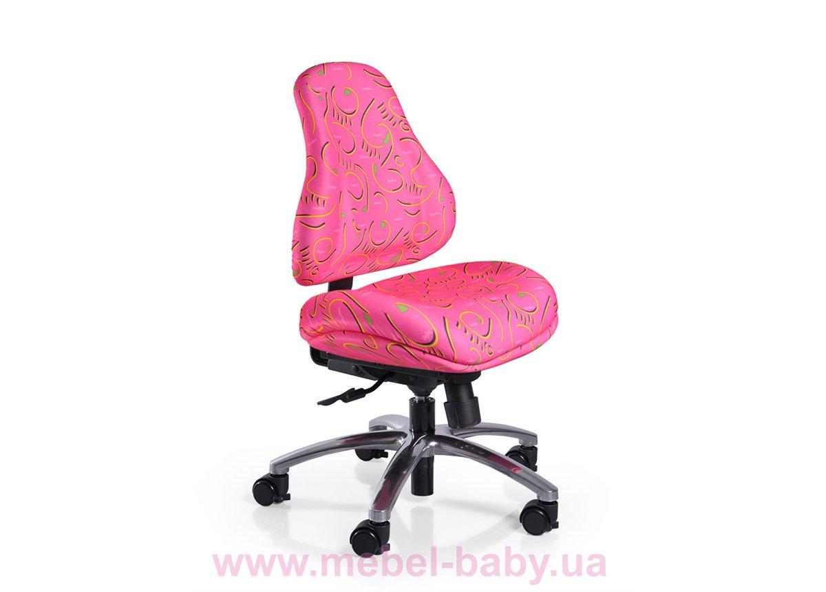 Кресло Mealux Palermo P (арт.Y-128 P) обивка розовая с рисунком