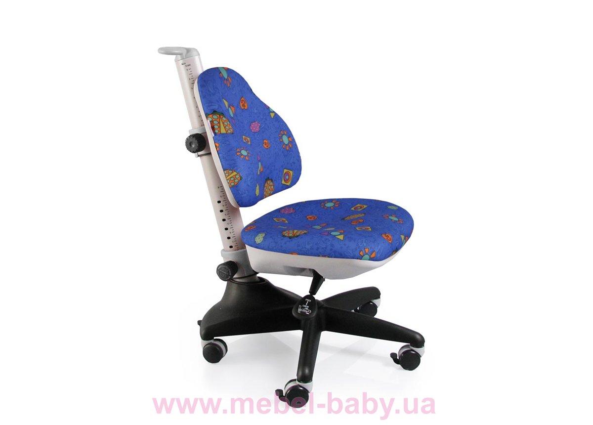 Кресло Mealux Conan BB (арт.Y-317 BB) обивка синяя с жучками