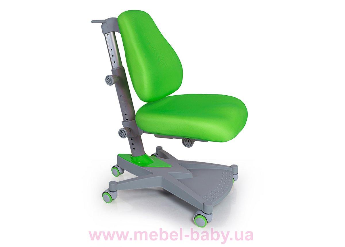Кресло Evo-kids Nemo Z (арт.Y-418 Z) обивка зеленая однотонная