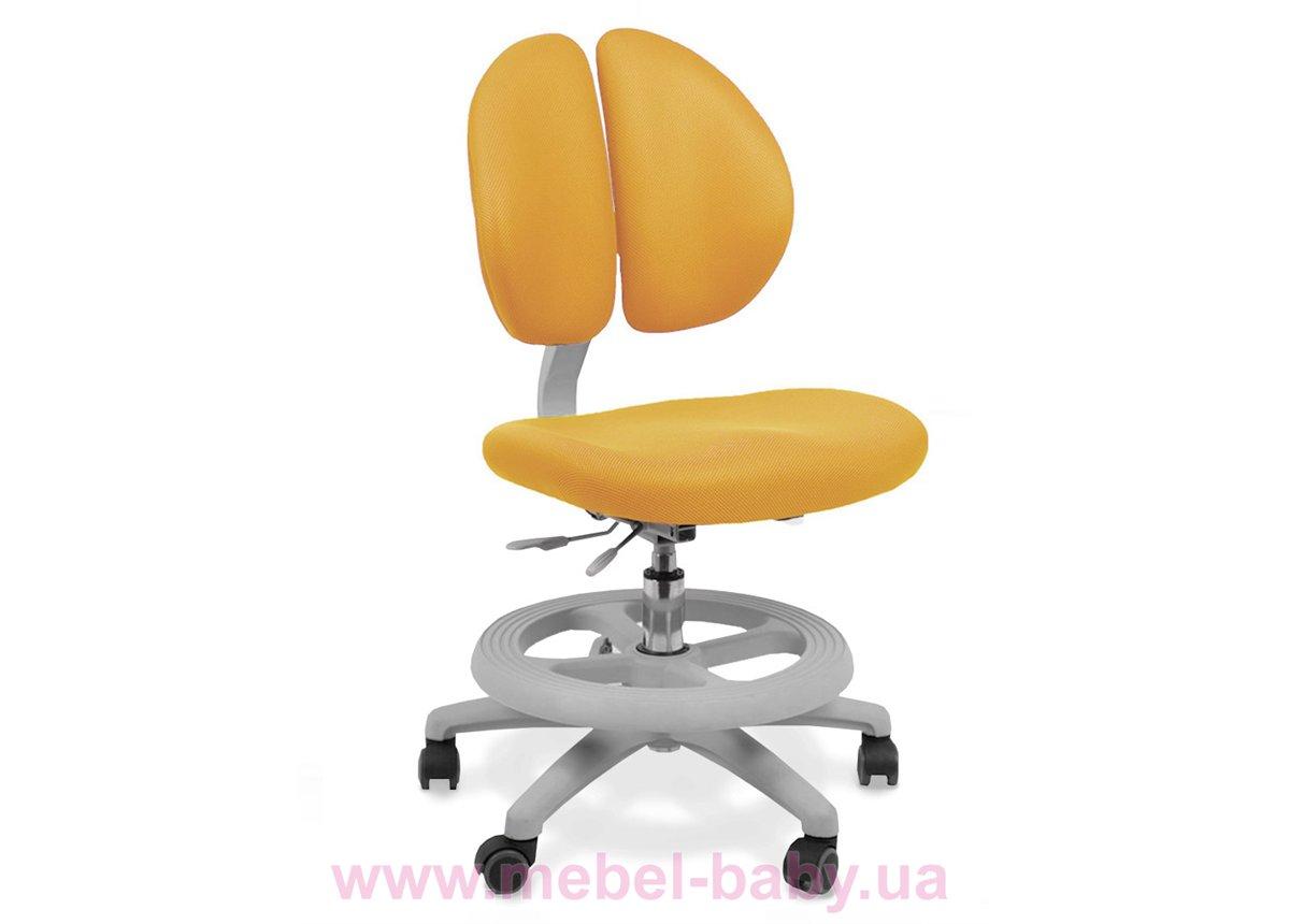 Кресло Mealux Duo Kid KY (арт.Y-616 KY) обивка оранжевая однотонная