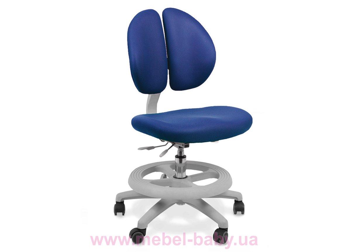 Кресло Mealux Duo Kid KB (арт.Y-616 KB) обивка синяя однотонная