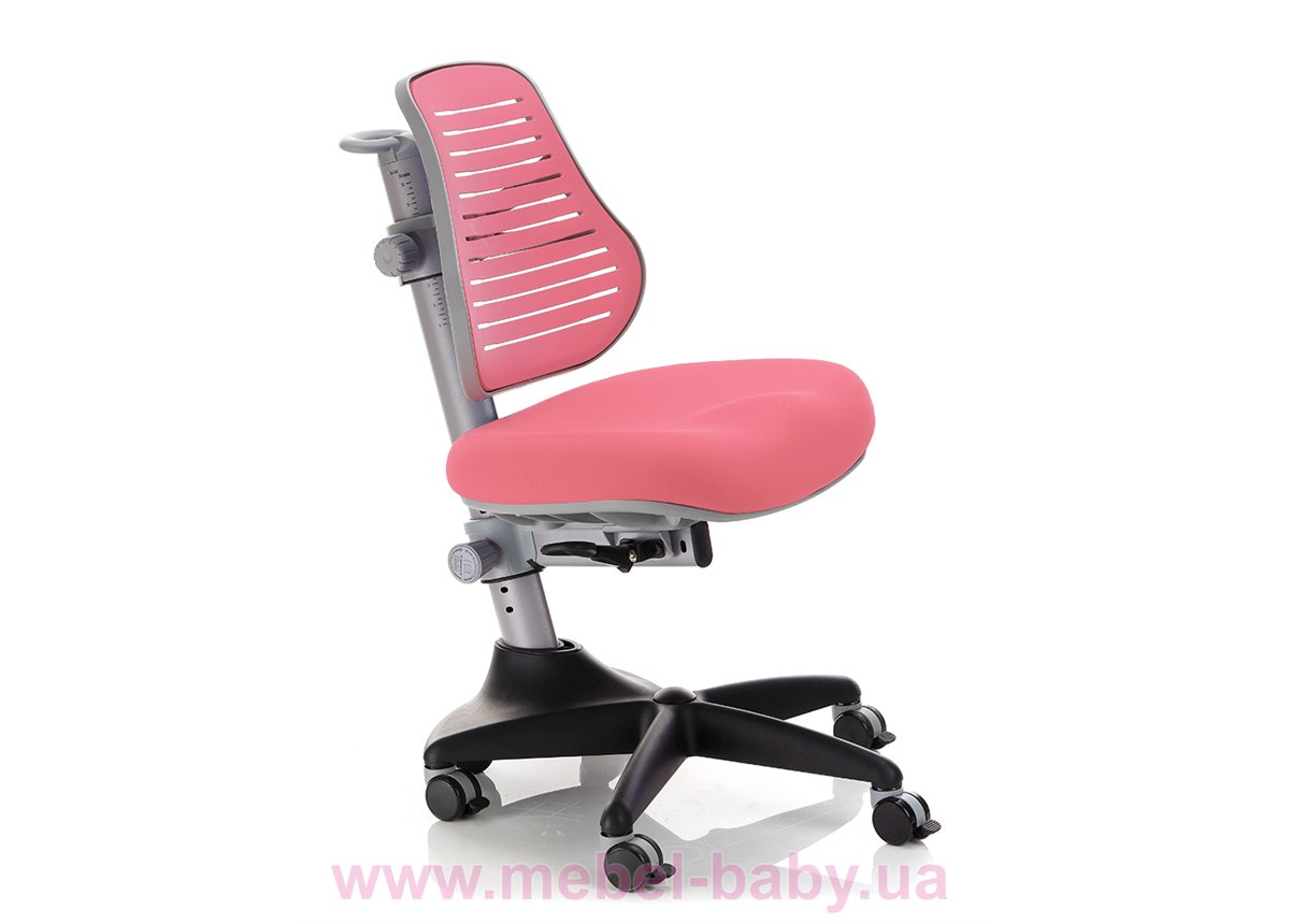 Кресло Mealux Oxford KP (арт.C3-317 KP) обивка однотонная розовая