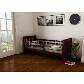 Кровать-диванчик Адель (масcив) Луна 80x190