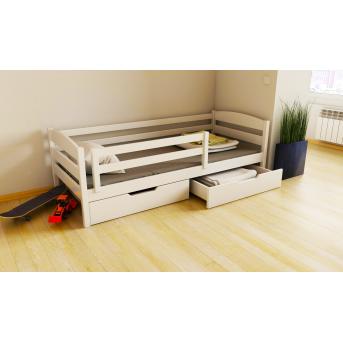 Кровать-диванчик Хюго (масcив) Луна 80x160