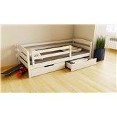 Кровать-диванчик Хюго (масив) Луна 80x190
