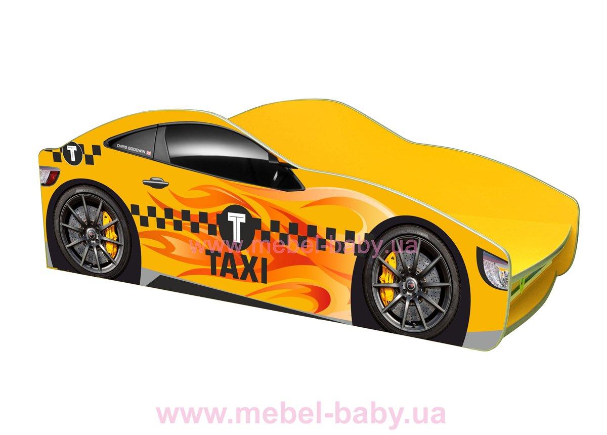 Кровать-машина Такси Бренд Б-0004 Viorina-Deko