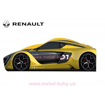 Кровать-машина Renault Бренд Б-0012 140х70