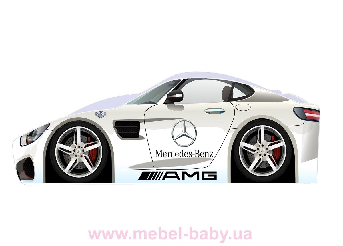 Кровать-машина Мереседес AMG Бренд Б-026 140х70