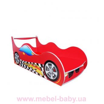Кровать-машина Форсаж Ф-0003 140x70