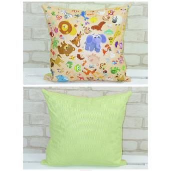 Подушка «В мире животных»