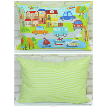 Подушка «Городок»
