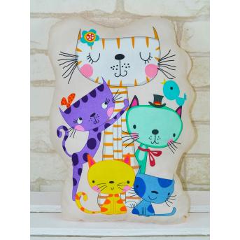 Подушка-игрушка «Котята»