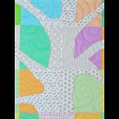 Конверт-одеяло на выписку с конопляным наполнителем «Волшебное дерево»