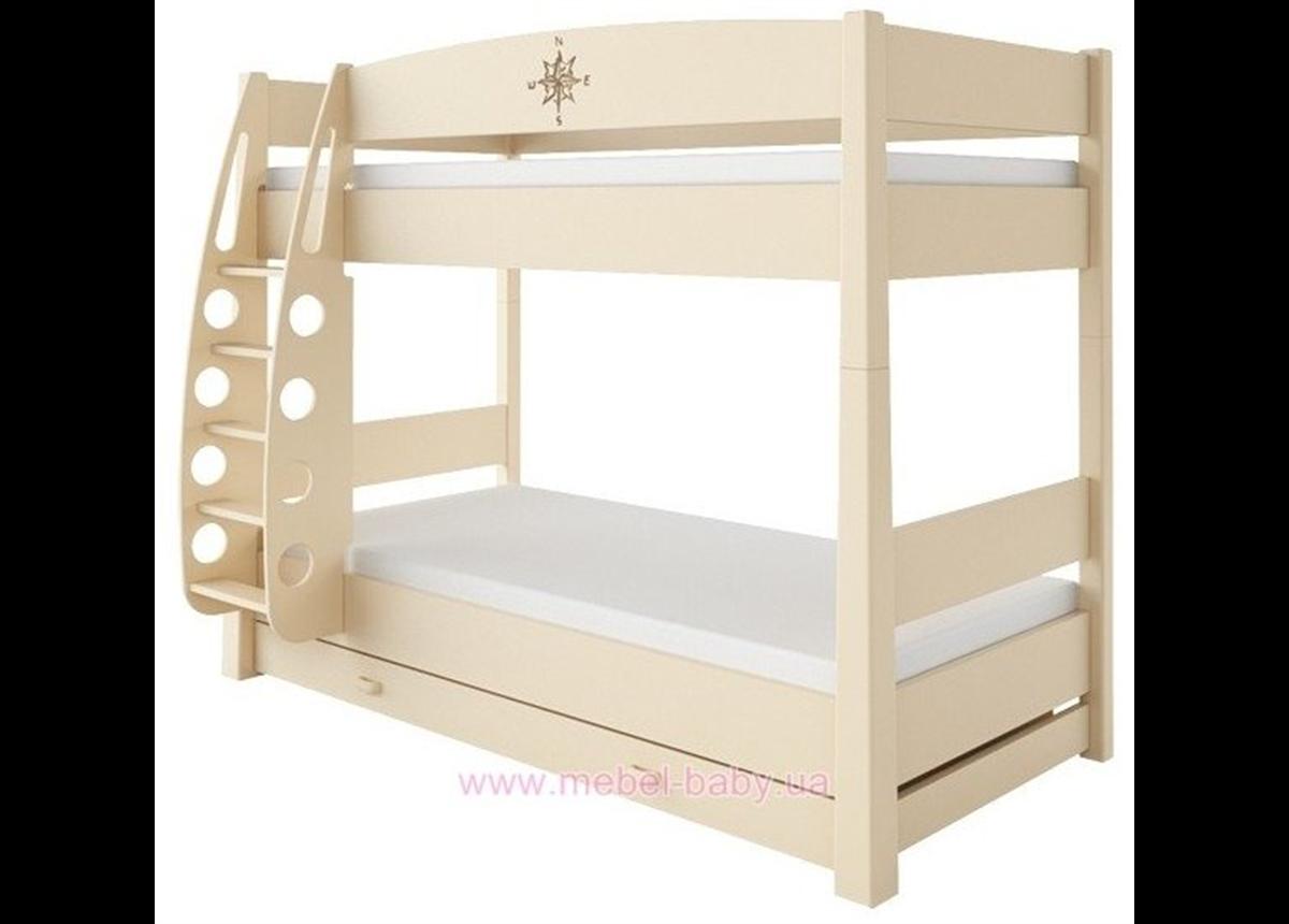 180_2-х ярусная кровать Dakar