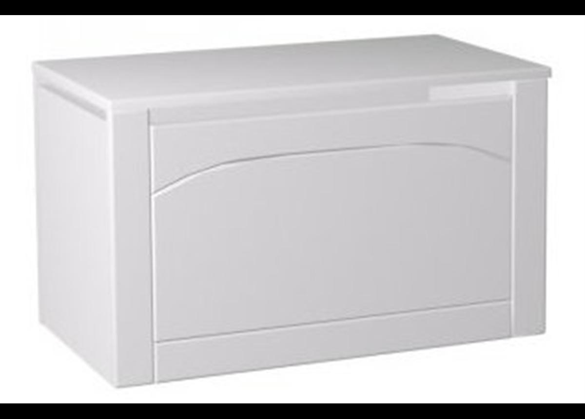 17_Ящик для игрушек Bianco Fiori