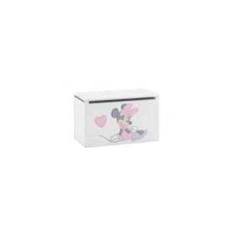 17_Ящик для игрушек Minnie mouse