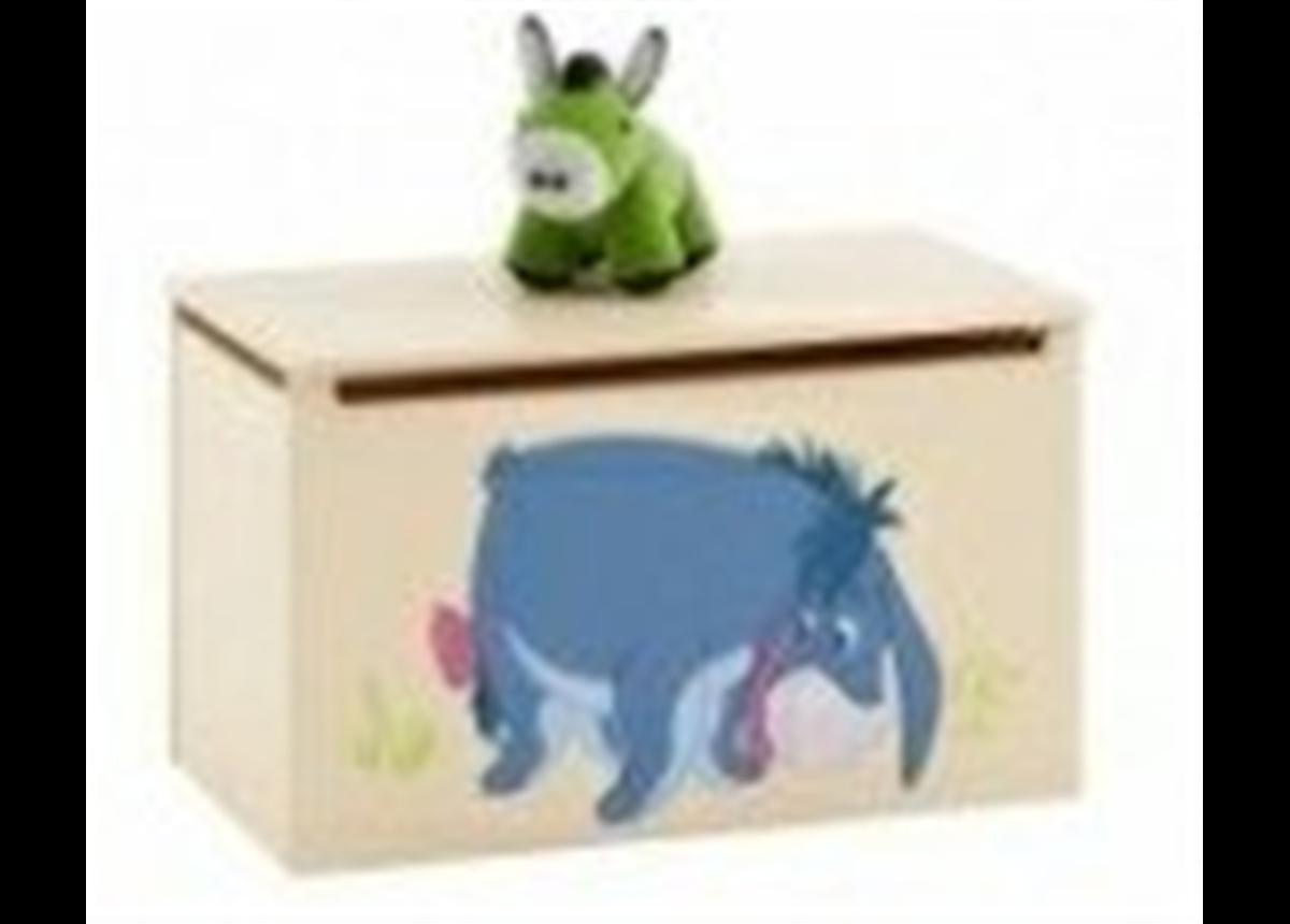 17_Ящик для игрушек Винни пух и его друзья