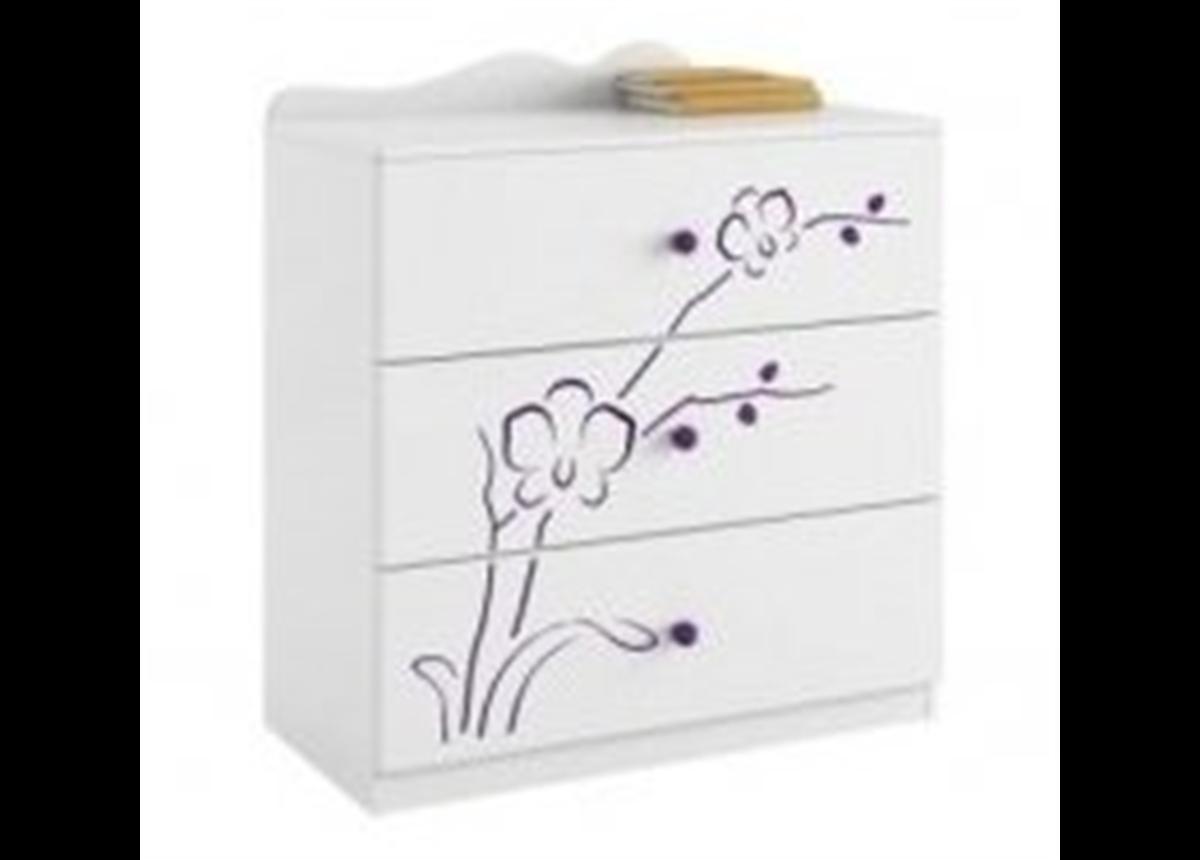 1_Комод 90 Orchidea violet