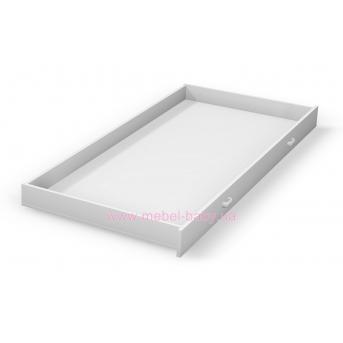 176_Выдвижной ящик для кровати 90х170 белый
