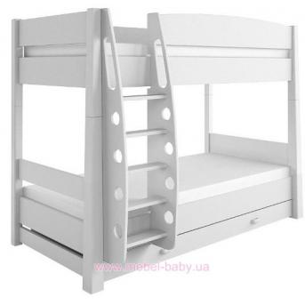 180_2-х ярусная кровать Nordic