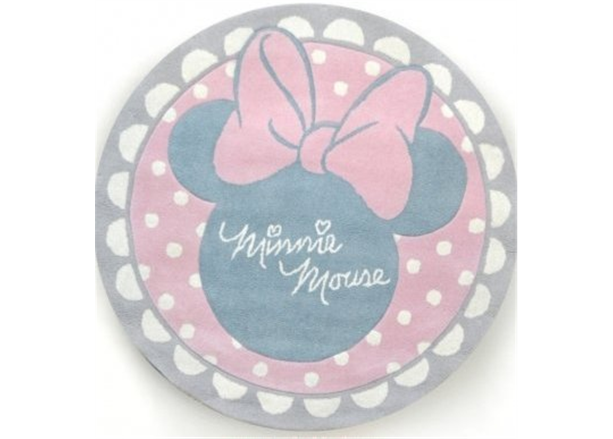 912_Ковер Minnie mouse