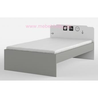 264_Кровать YO 120х200 LOL