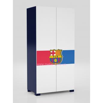 453_Шкаф 100 Barcelona club