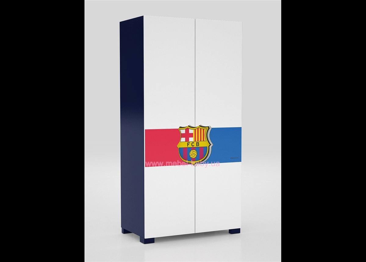 453_Шкаф 100 Серия Barcelona club